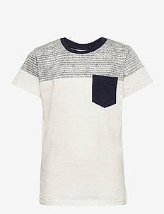 En Fant SS T-shirt-Oekotex - MARSHMALLOW