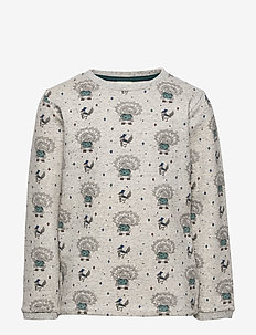 En Fant LS T-Shirt - Oekotex - RAINY DAY