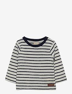 En Fant LS T-shirt-Oekotex - DARK NAVY