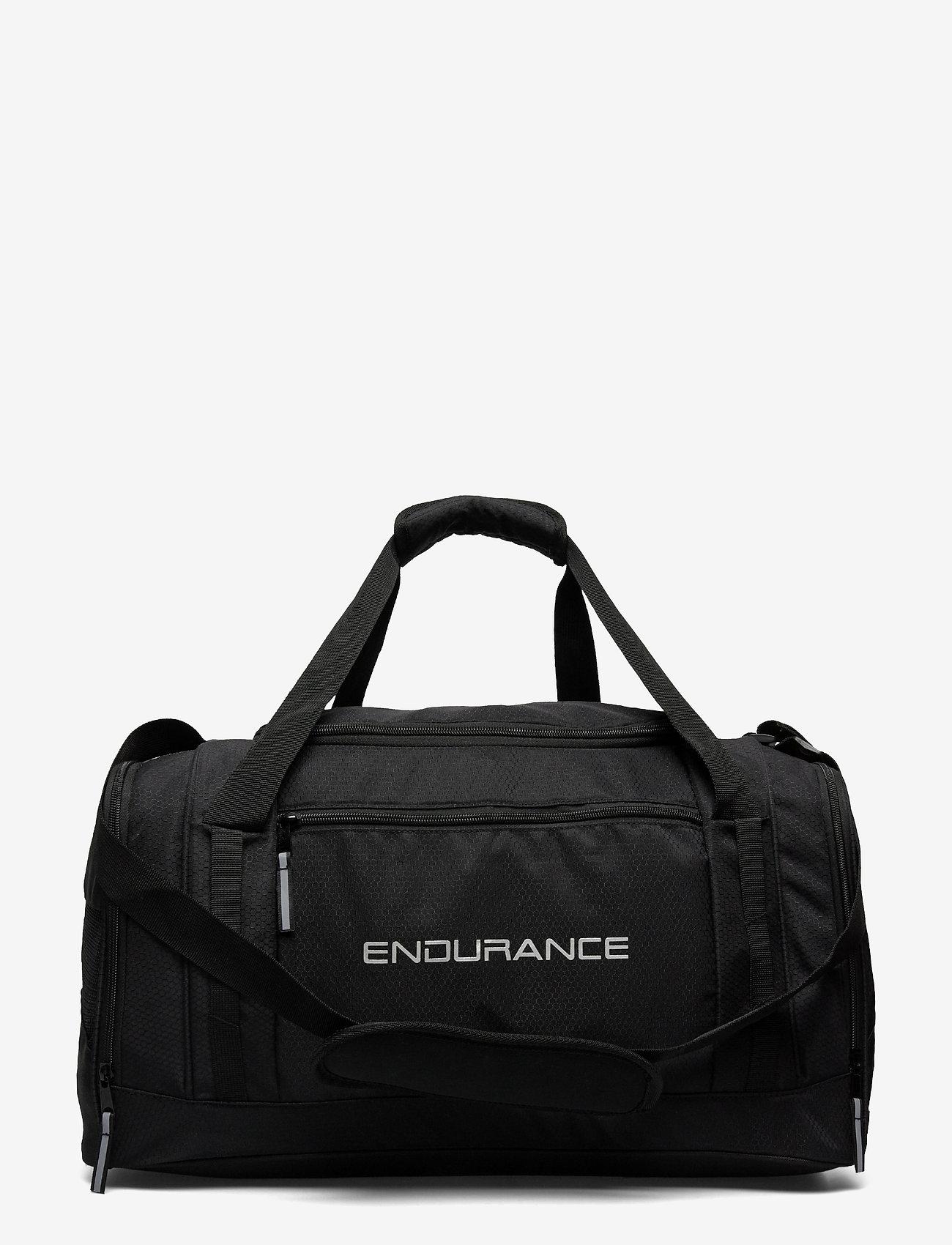 Endurance - Grain 40L Sports Bag - sacs de sport - 1001 black - 0