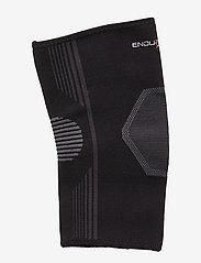 Endurance - PROTECH Knee Compression - knæ støtte - 1001 black - 0
