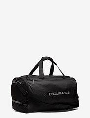 Endurance - Grain 60L Sports Bag - sacs de sport - 1001 black - 2