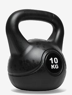 Kettlebells 10 KG - gewichten - 1001 black