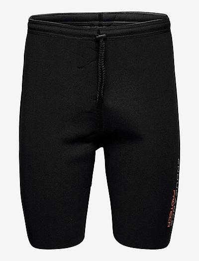 PROTECH Neoprene Shorts Support - træningsshorts - black
