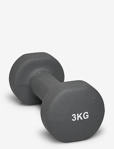 Dumbbell 3 KG - vægte - 1010 frost grey