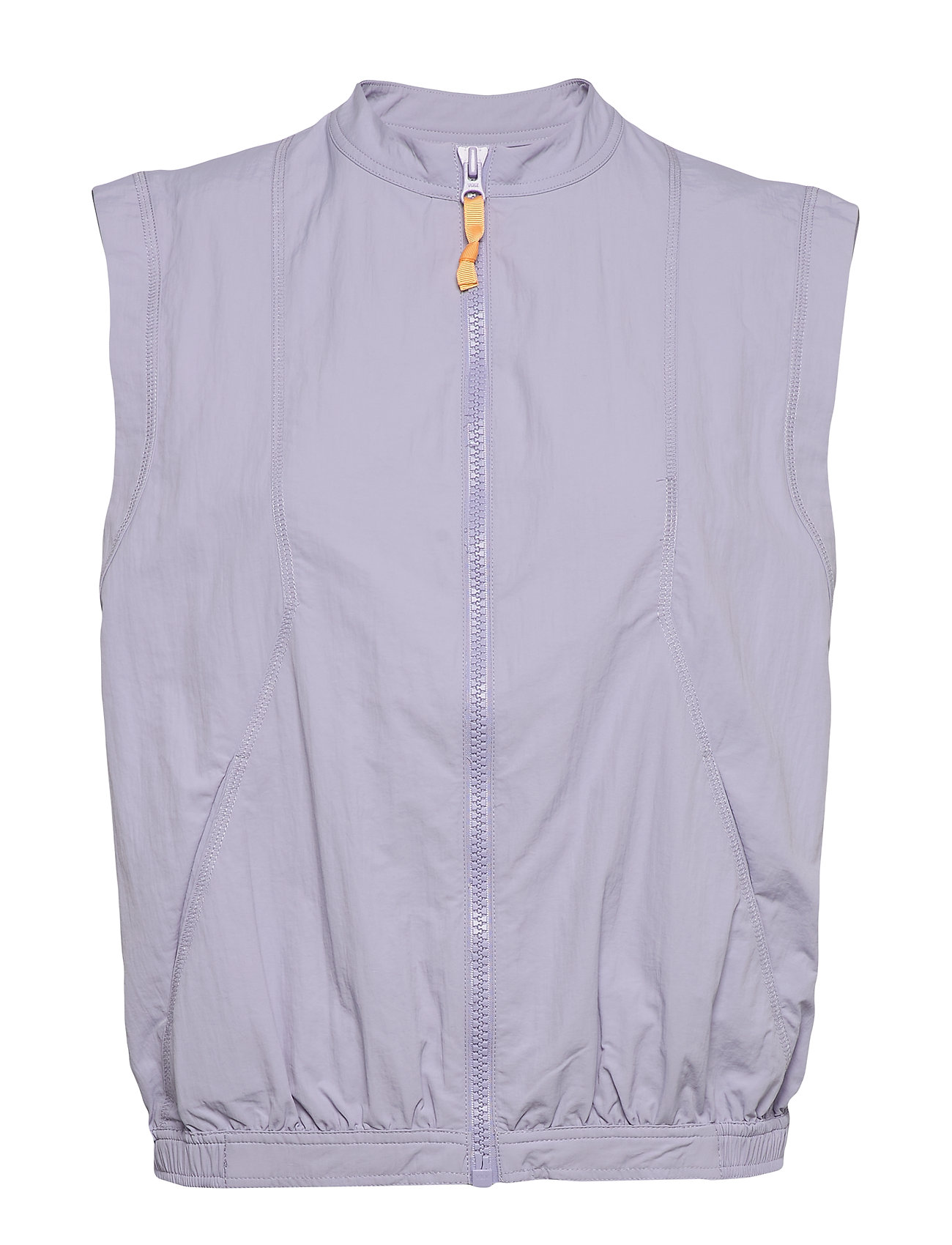 Image of Enkaren West 6729 Vests Padded Vests Blå Envii (3414562303)