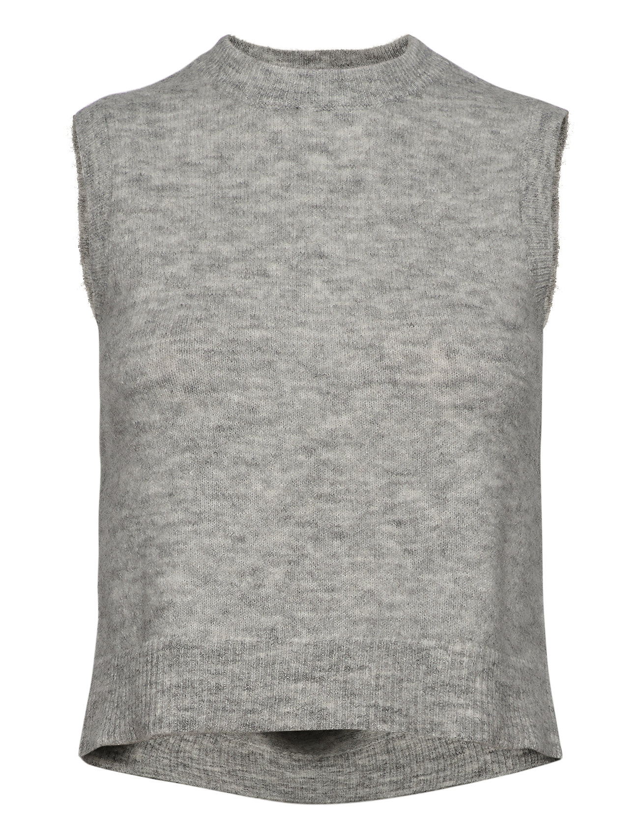 Image of Enbobo West 5125 Vests Knitted Vests Grå Envii (3473871289)