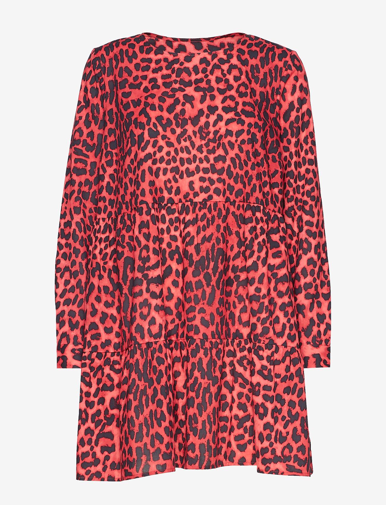 Enharry Ls O-n Dress Aop 6629 (Scarlet Leo) (270 kr) - Envii tJsey2qc