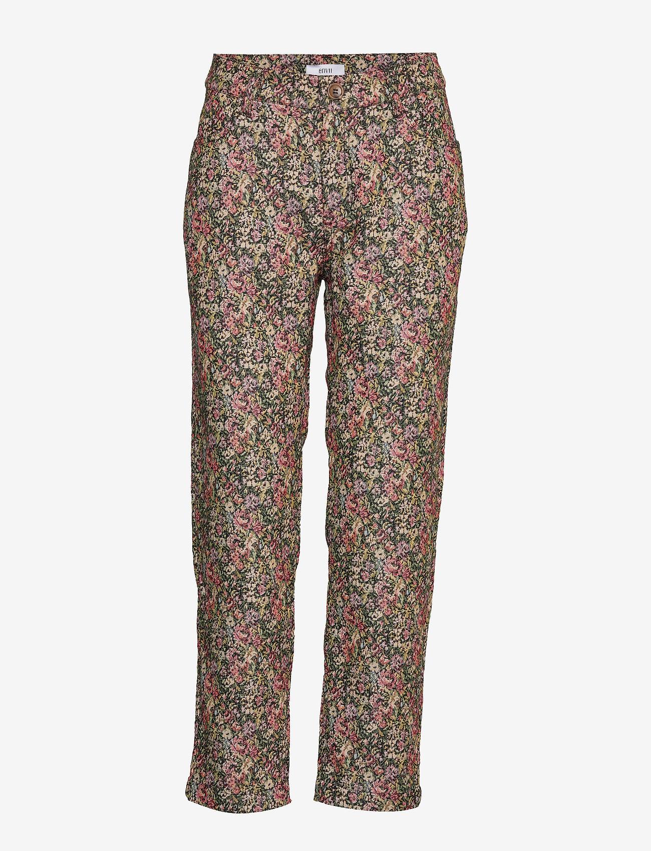Enagate Pants 6689 (Floral Couch) - Envii 9ZiMrL