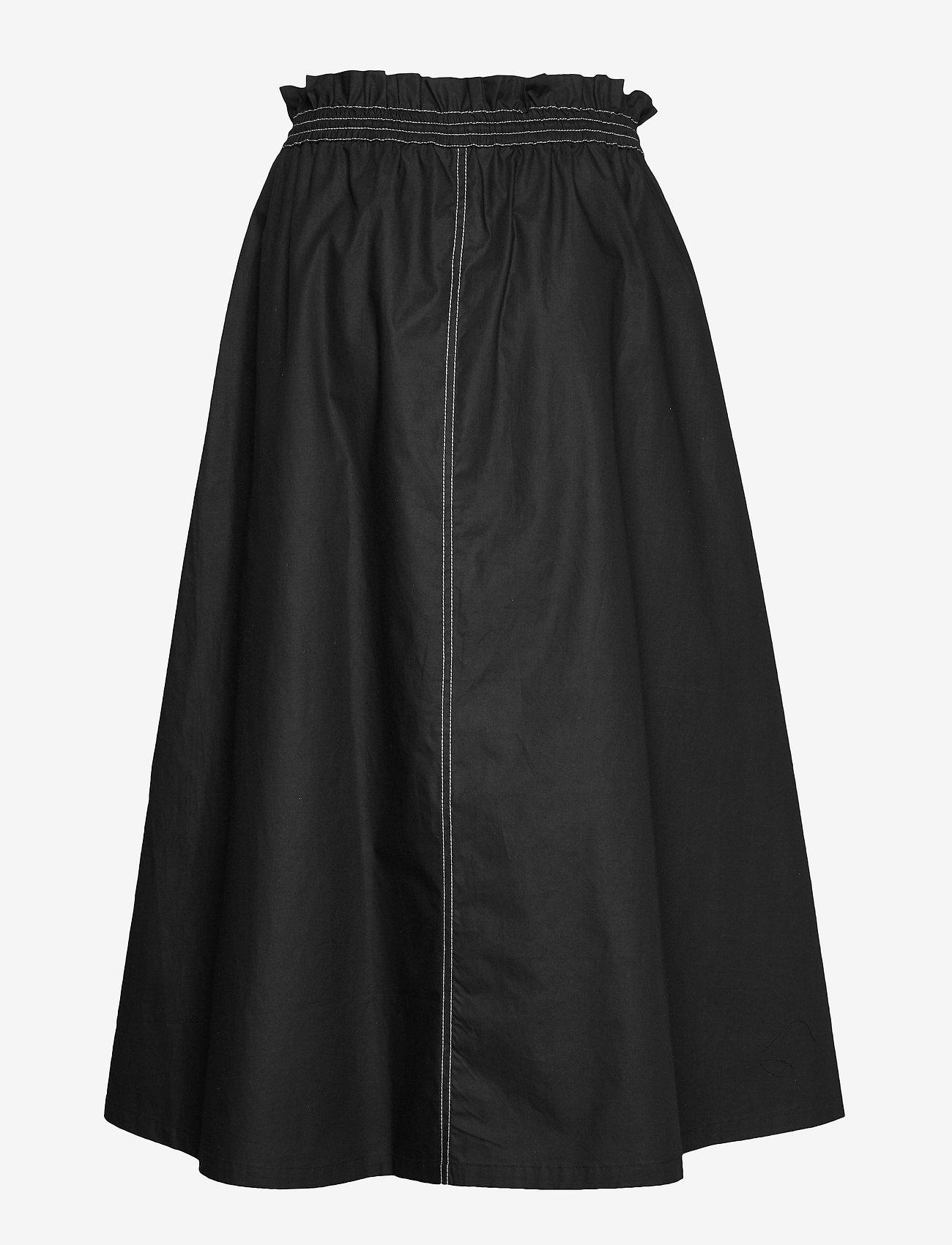 Entopaz Skirt 6691 (Black) - Envii 68e4oz