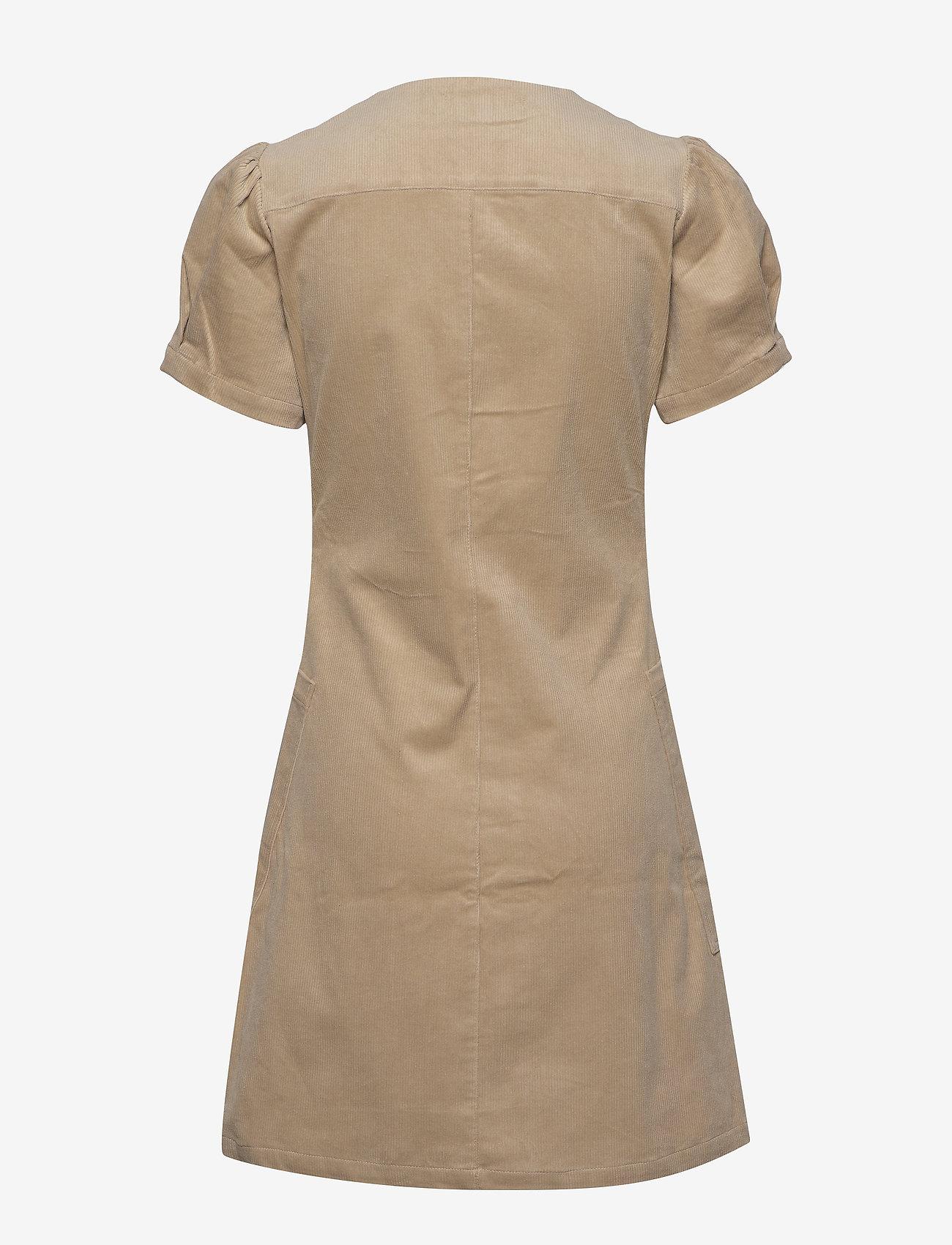 Envii ENDONDI SS DRESS 6720 - Sukienki DOESKIN - Kobiety Odzież.