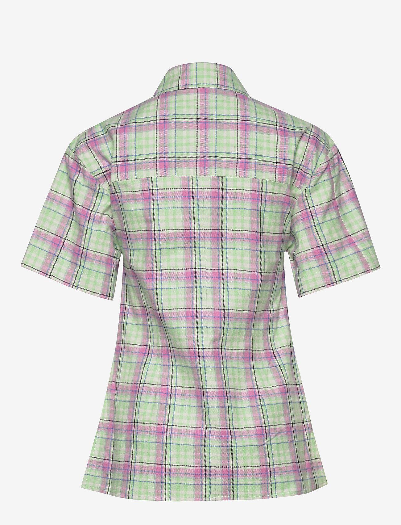 Envii - ENRETNA SS SHIRT 6719 - overhemden met korte mouwen - retna check - 1