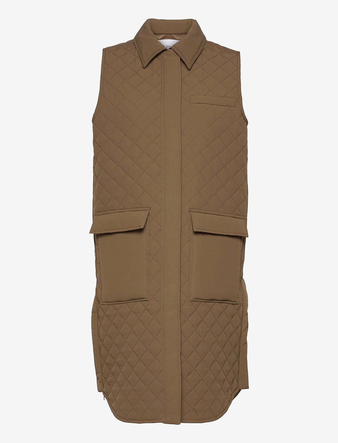 Envii - ENMANHATTAN WEST 6729 - puffer vests - cub - 0