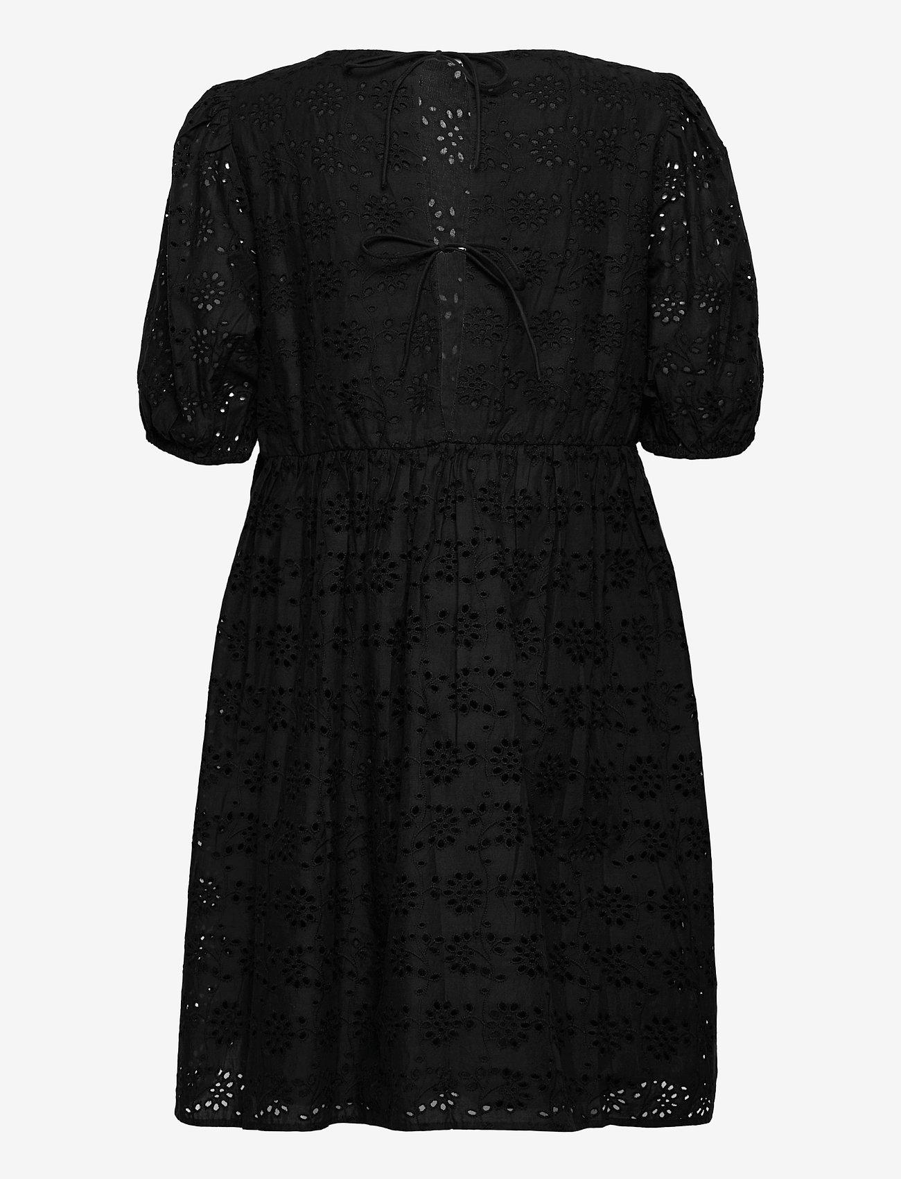 Envii - ENBUTTERCUP DRESS 6732 - sommerkjoler - black - 1