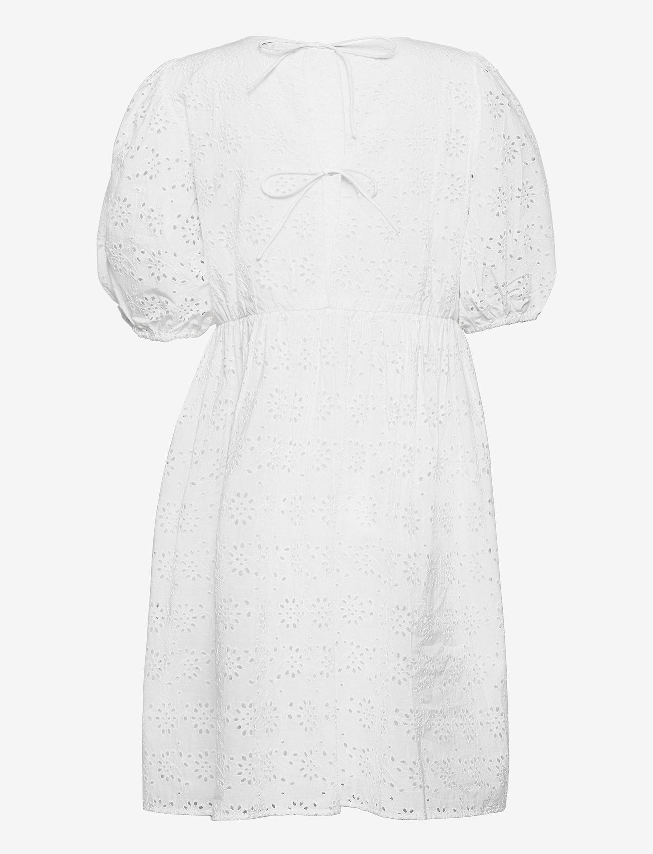 Envii - ENBUTTERCUP DRESS 6732 - sommerkjoler - white - 1