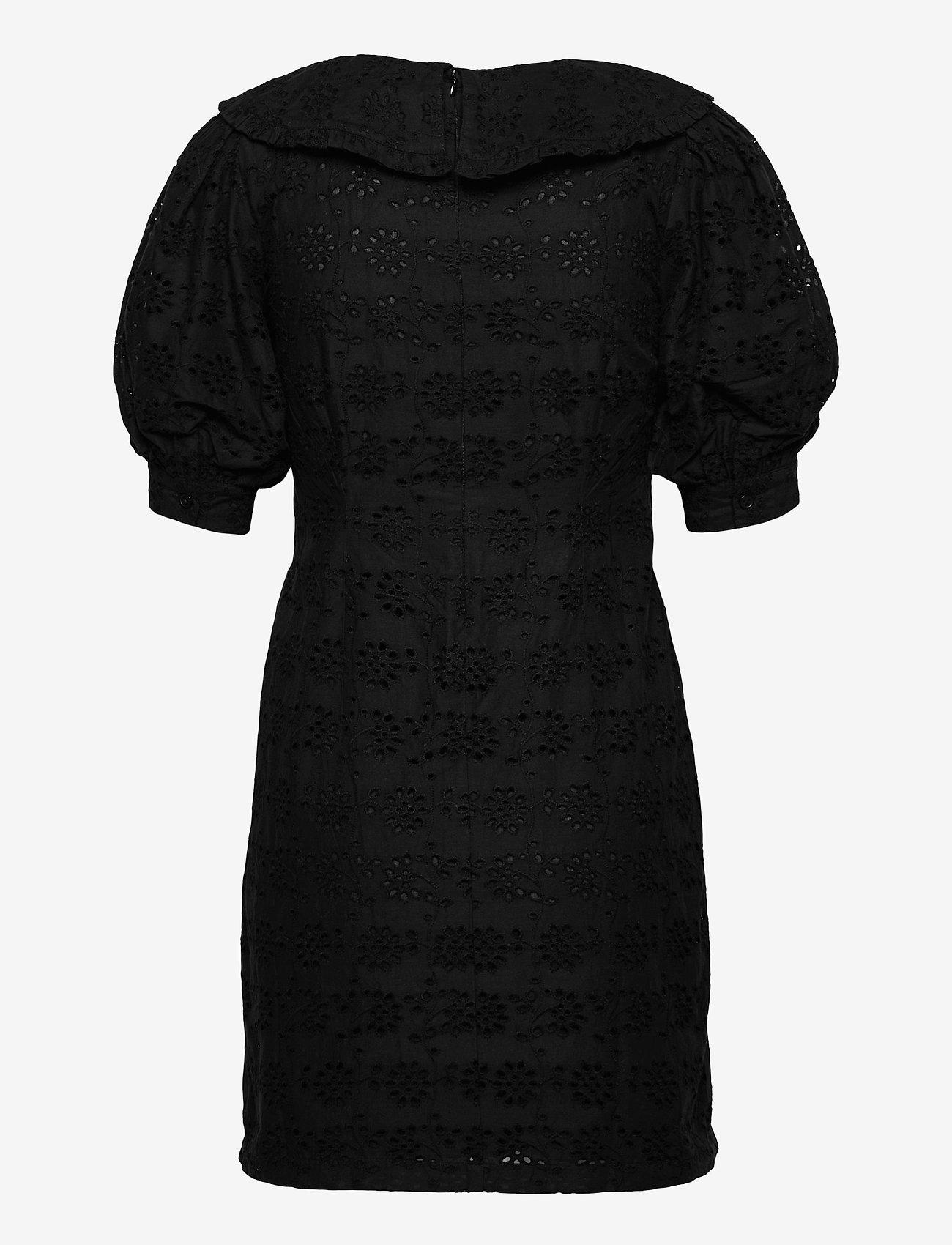 Envii - ENWISTERIA DRESS 6732 - sommerkjoler - black - 1