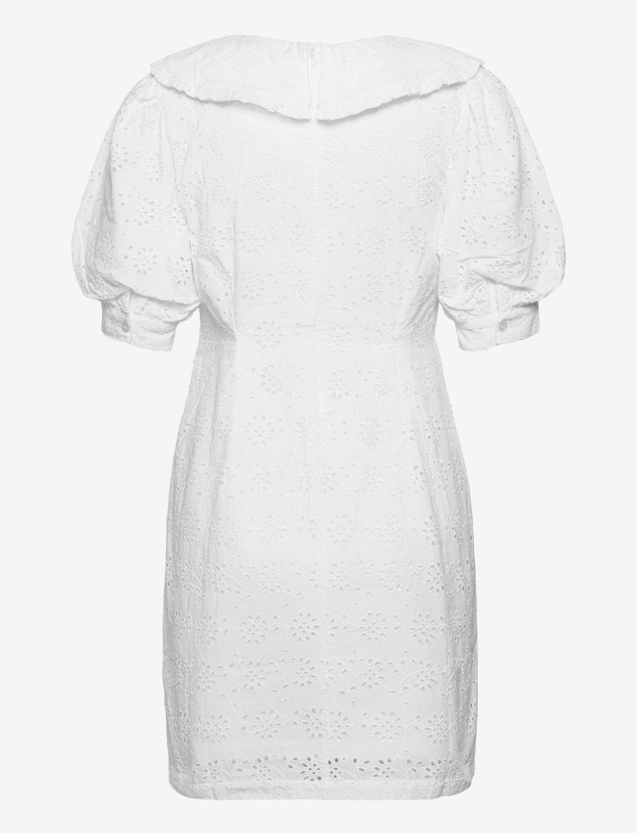 Envii - ENWISTERIA DRESS 6732 - sommerkjoler - white - 1