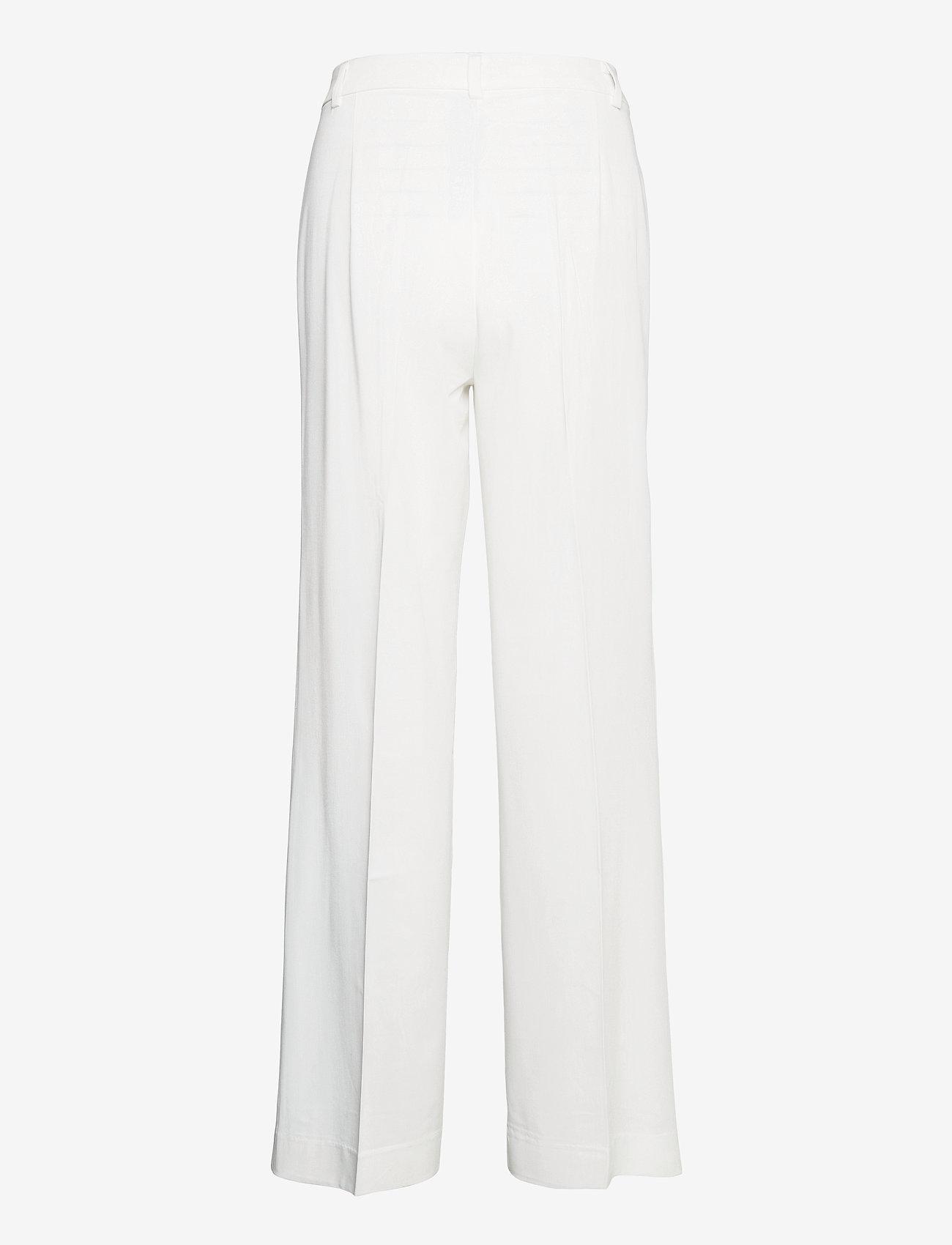 Envii - ENSMITH PANTS 6745 - bukser med brede ben - gardenia - 1