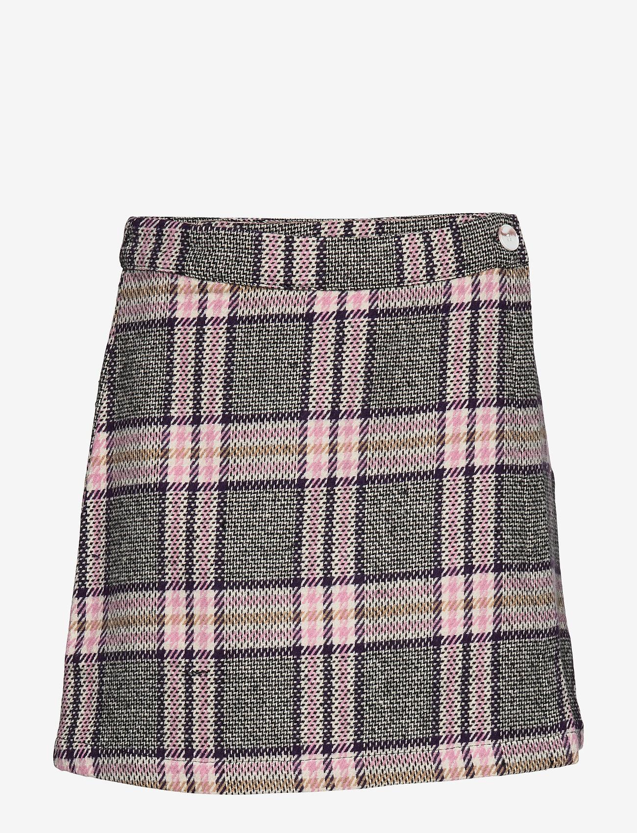 Enatwood Skirt 6677 (Power Check) (375 kr) - Envii