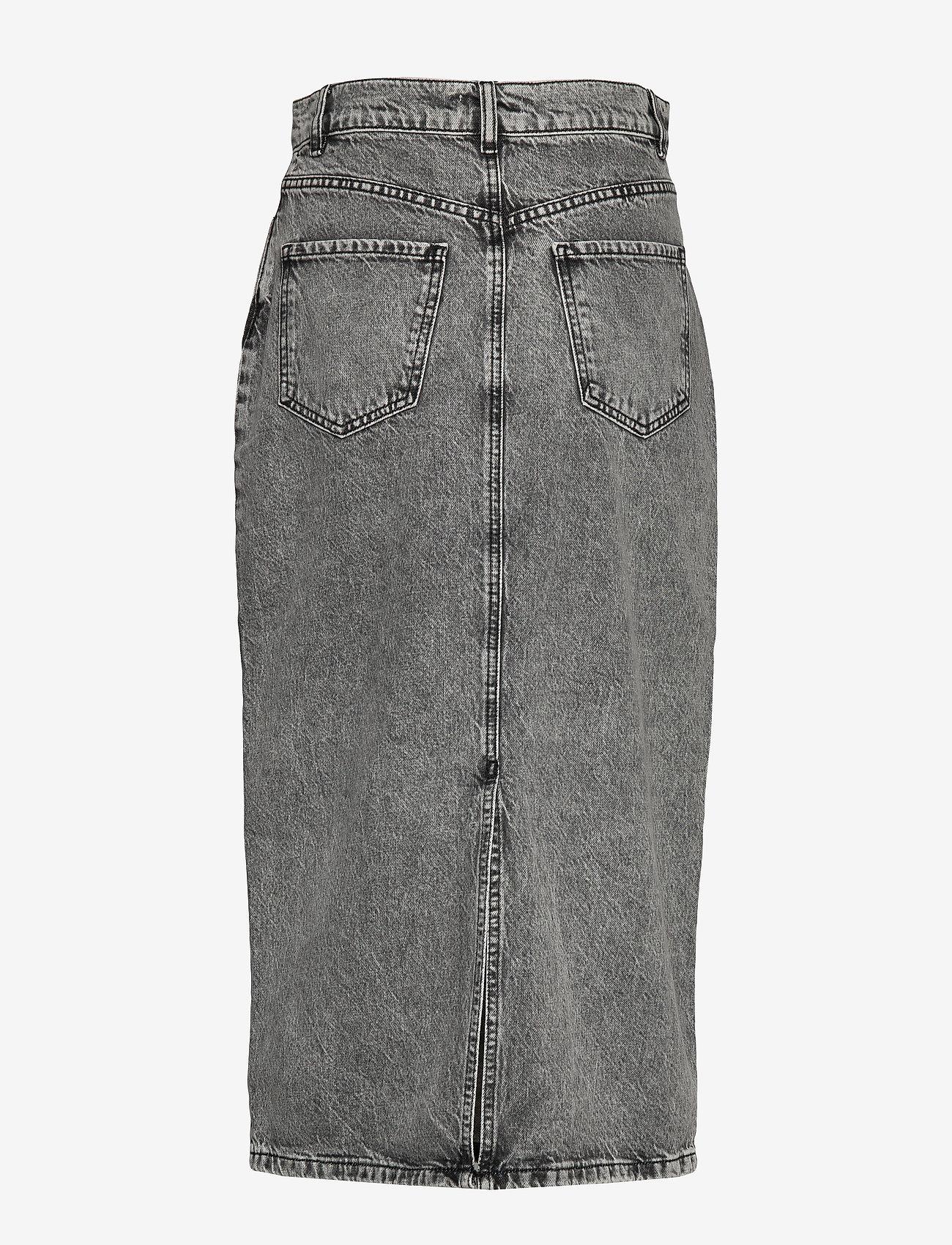 Envii Enspruce Skirt 6693 - Kjolar Black Stone