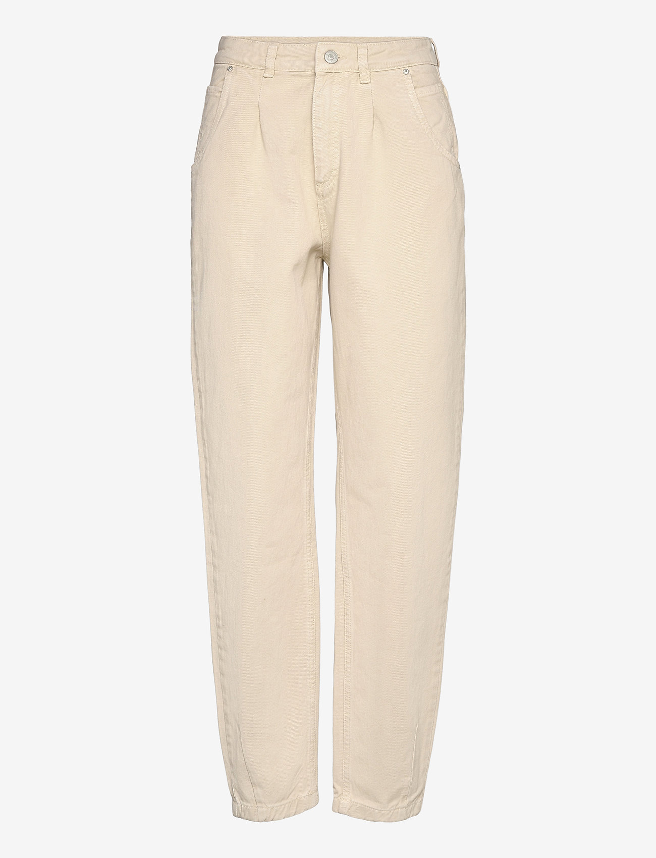 Envii - ENBRITTA JEANS 6774 - straight jeans - oyster grey - 0
