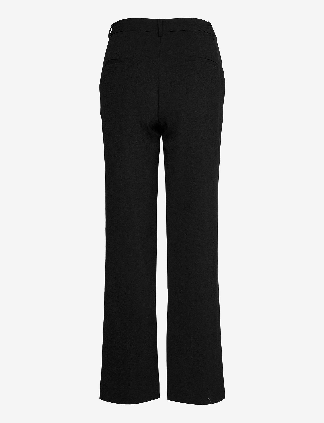 Envii - ENKAFIR PANTS 6746 - pantalons droits - black - 1