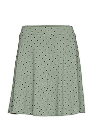ENMUSIC SKIRT AOP 5890 - ICEBERG DOT