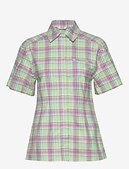 Envii - ENRETNA SS SHIRT 6719 - overhemden met korte mouwen - retna check - 0