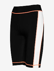 Envii - ENDEBBIE SHORTS 5308 - cycling shorts - black-birch - 3