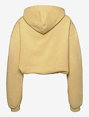 Envii - ENMONROE LS HOODIE 5304 - sweatshirts & hættetrøjer - straw - 1