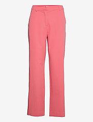 Envii - ENKAFIR PANTS 6745 - bukser med brede ben - tea rose - 0