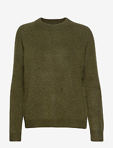 ENBOBO KNIT 5125 - OLIVE NIGHT MEL