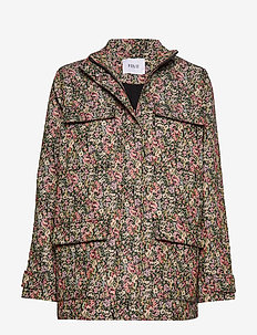 ENAGATE JACKET 6689 - FLORAL COUCH