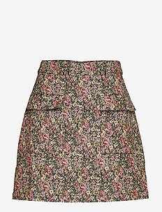 ENAGATE SKIRT 6689 - FLORAL COUCH