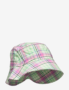 ENRETNA BUCKET HAT 6719 - bucket hats - retna check