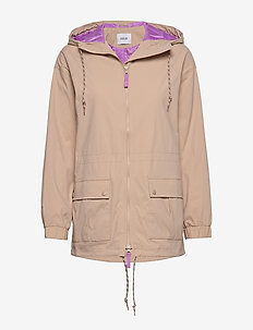 ENPASTEL JACKET 6701 - parka coats - doeskin