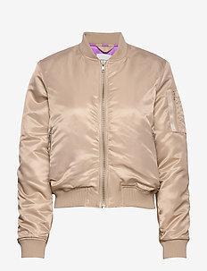 ENWHITE JACKET 6703 - bomber jackets - doeskin