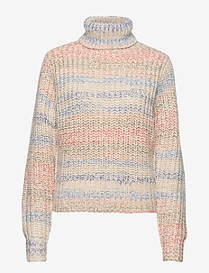 ENBRUSH LS KNIT 5224 - golfy - multi brush