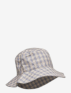 ENRAYES BUCKET HAT 6715 - bucket hats - rayes check