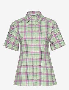 ENRETNA SS SHIRT 6719 - kurzärmlige hemden - retna check