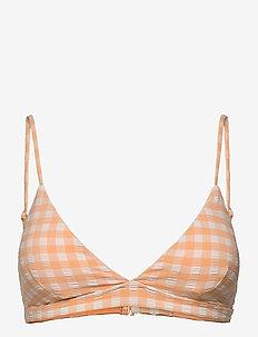 ENTETRA SWIM BRA 5326 - bikinitoppar - salmon check