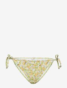 ENHALI SWIM PANTIES AOP 5782 - bikinitrosor - wateredge flower