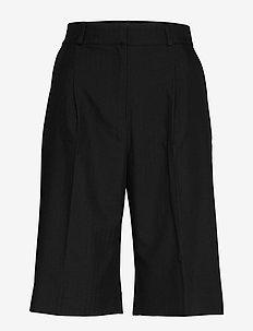 ENRETNA SHORTS 6726 - casual shorts - black