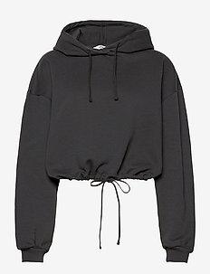 ENMONROE LS HOODIE 5304 - sweatshirts & hættetrøjer - phantom