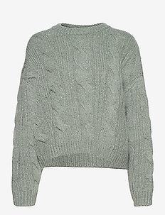 ENJULIUS LS KNIT 5244 - trøjer - chinois mel