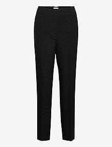ENROVSING PANTS 6797 - bukser med smalle ben - black