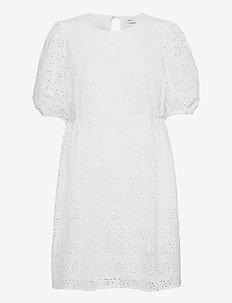 ENBUTTERCUP DRESS 6732 - sommerkjoler - white