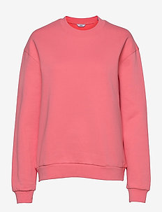 ENMONROE LS SWEAT SOLID 5304 - sweatshirts en hoodies - tea rose