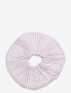 ENDAPHNE SCRUNCHIE 6824 - scrunchies - violette check