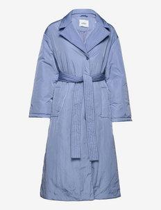 ENHILLARD JACKET 6847 - trench coats - colony blue